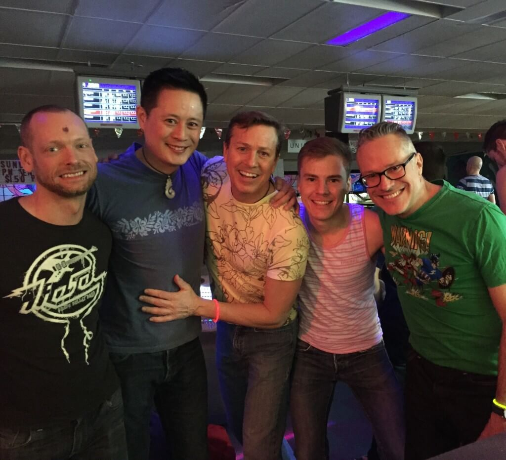 PWA's 80's Love Bowl