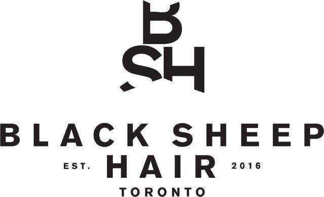 Black Sheep Hair logo