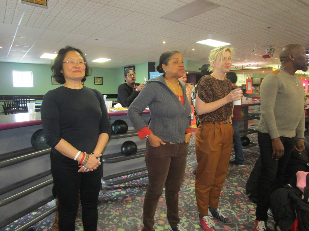 Serious bowlers